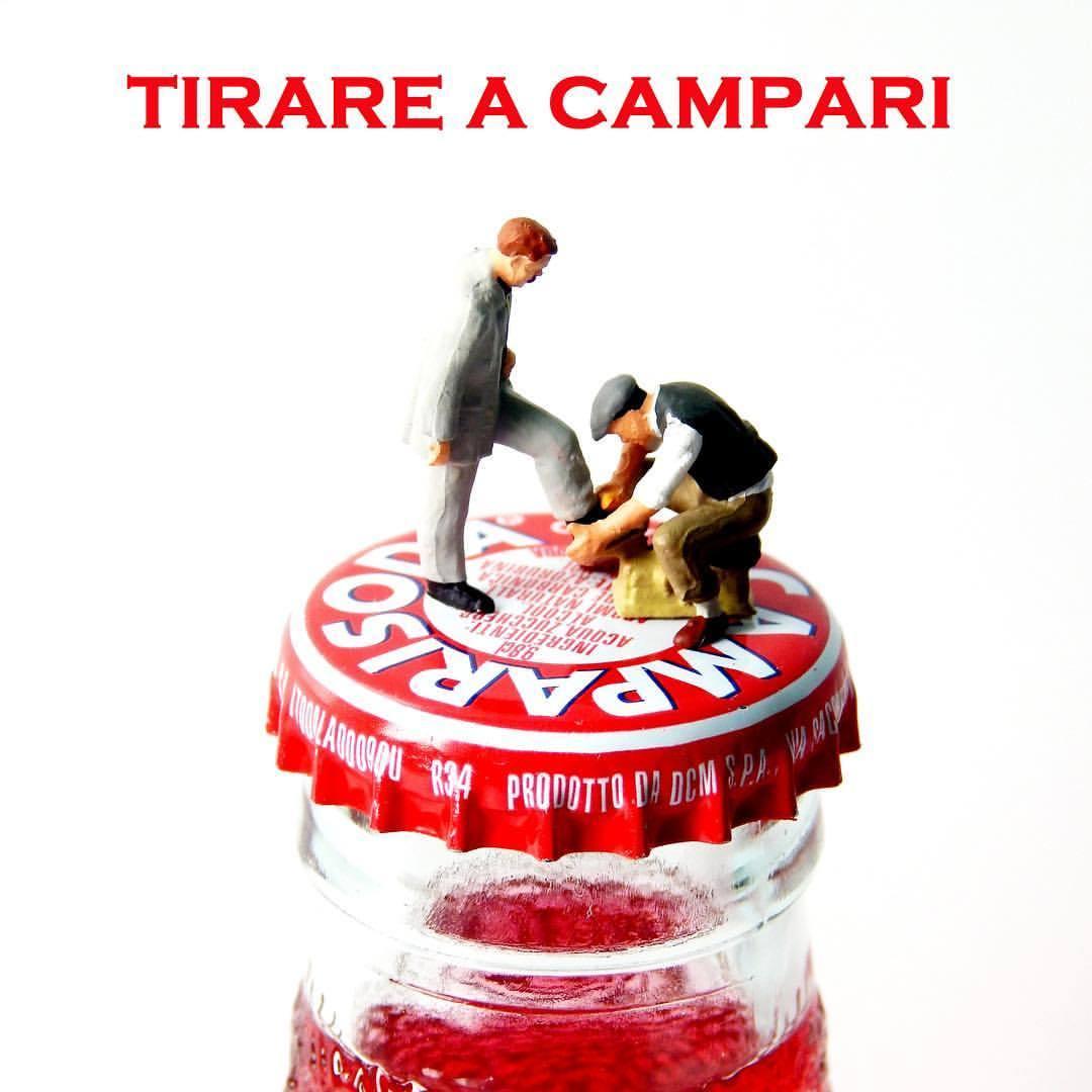 Tirare a Campari